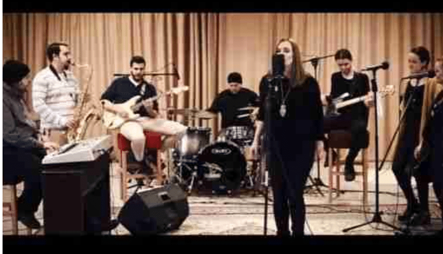 "Sheyla ili bosanska Adele: Poslušajte kako sevdalinka ""Ružo moja"" zvuči na engleskom jeziku"