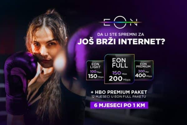 EON/ Da li ste spremni za još brži, bolji i moćniji internet?