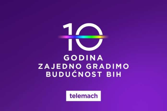1. decenija Telemach-a u BiH