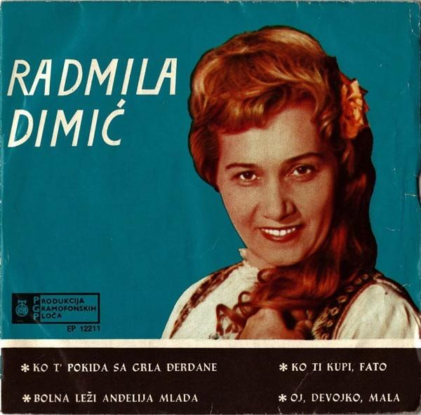Radmila Dimić – Cura bere plav jorgovan
