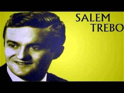 Salem Trebo – Jedna knjiga na žalosti