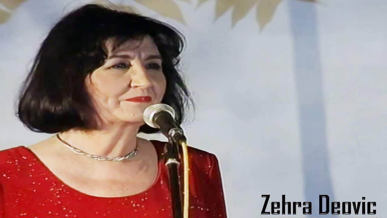 Zehra Deović – Bosno moja divna mila