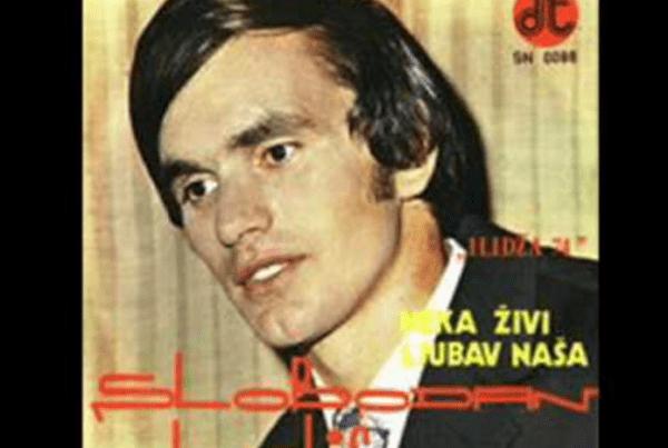 Slobodan Lalić Bodo
