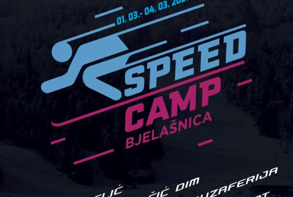 """TELEMACH CHILDREN SPEED CAMP 2021"" OD 1. DO 4. MARTA NA BJELAŠNICI"