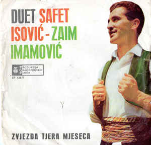 Zvjezda tjera mjeseca - otpjevali su u duetu i Safet Isović i Zaim Imamović