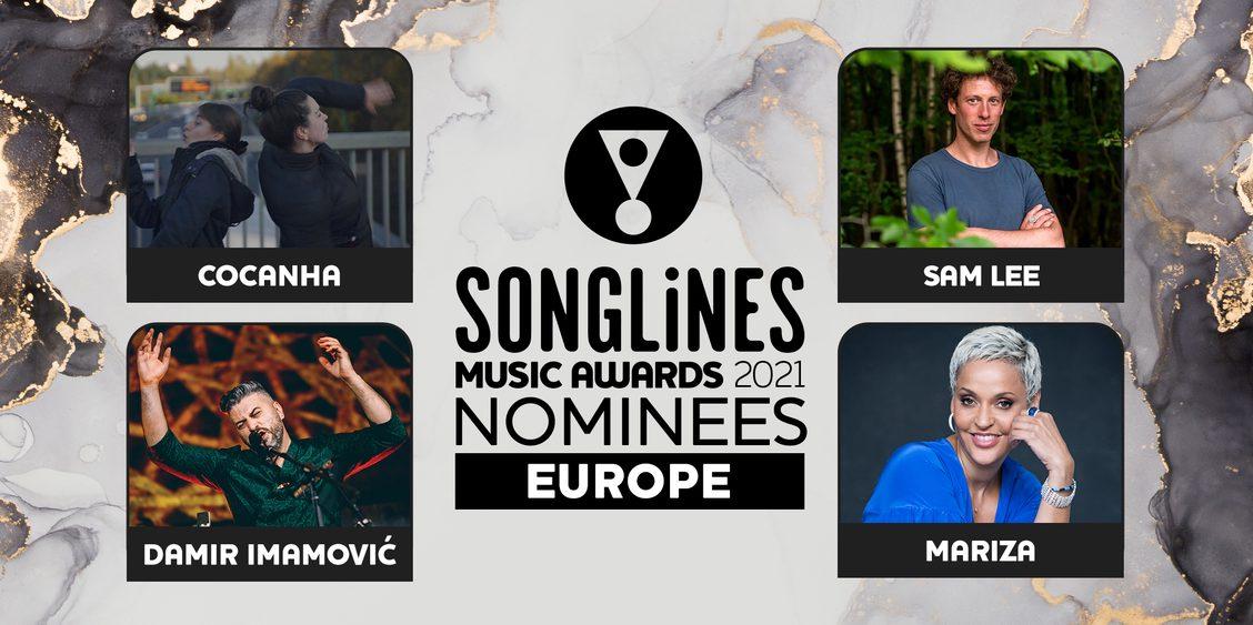 Damir Imamović nominiran u dvije kategorije za nagradu Songlines