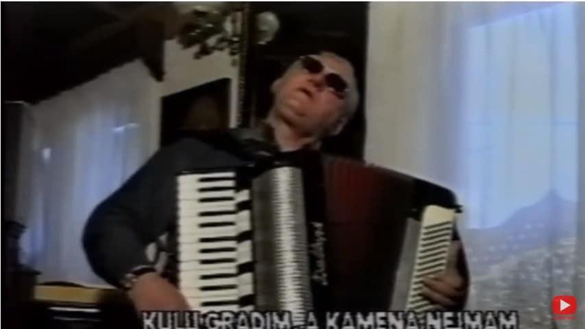Popularna sevdalinka u izvedbi Muhameda Haserčića