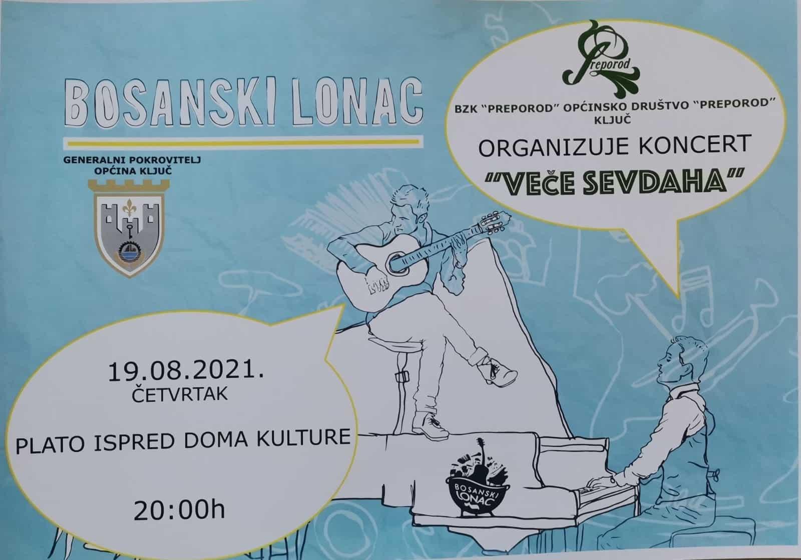 """Bosanski lonac: Najavljujemo """"Veče sevdaha"""" u Ključu"""