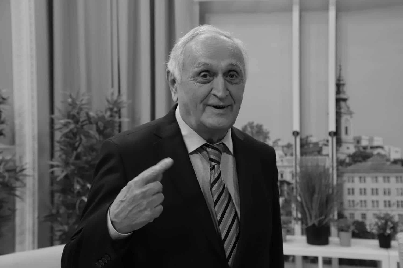 Preminuo Novica Negovanović – I danas se priča o njegovom izvođenju sevdalinki (VIDEO)