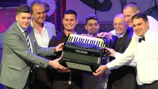 Festival harmonike - dodjela nagrade